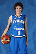 DESCRIZIONE : Alba Adriatica Raduno Collegiale Nazionale Femminile i posati delle giocatrici<br /> GIOCATORE : Simona Ballardini<br /> SQUADRA : Nazionale Italia Donne<br /> EVENTO : Raduno Collegiale Nazionale Femminile <br /> GARA : <br /> DATA : 21/05/2009 <br /> CATEGORIA : Posato ritratto<br /> SPORT : Pallacanestro <br /> AUTORE : Agenzia Ciamillo-Castoria/C.De Massis