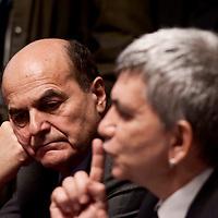 Vendola, Bersani,Tabacci