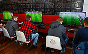 Illustration eSports, Fifa 2018, in Amsterdam, Netherlands, on February 18, 2018 - Photo Remko Kool / Pro Shots / ProSportsImages / DPPI