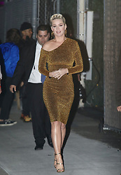 Katy Perry signs autographs after Jimmy Kimmel. 25 Feb 2019 Pictured: Katy Perry. Photo credit: APEX / MEGA TheMegaAgency.com +1 888 505 6342