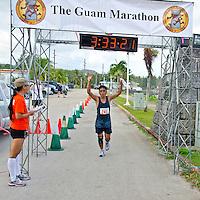 Guam Running Club 41st Annual Marathon<br /> March 25, 2011