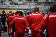 October 8-11, 2015: Russian GP 2015: Manor mechanics