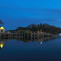 New England photography of Friendship Maine with its beautiful fishing shacks at twilight. The town of Friendship is located one and a half hour north of Portland and not far from the Boothbay area in Maine.<br />