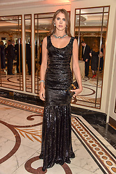 Sabrina Percy at The Cartier Racing Awards 2018 held at The Dorchester, Park Lane, England. 13 November 2018. <br /> <br /> ***For fees please contact us prior to publication***