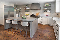 6409 Garnett Kitchen with island