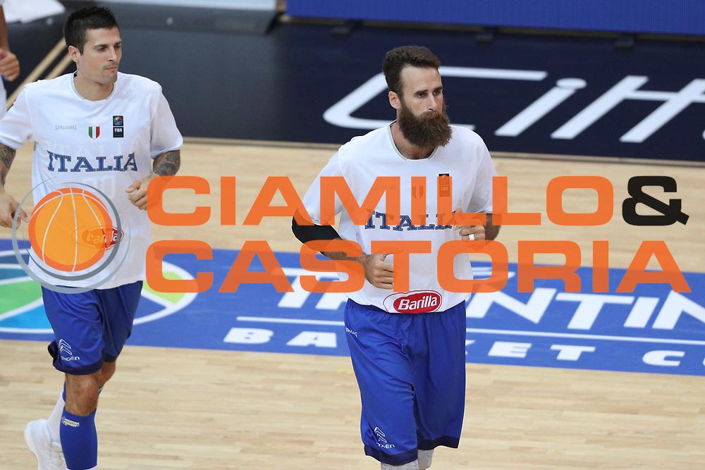 Datome Luigi, Nazionale italiana maschile senior - Trentino basket cup 2017 ITALIA - BIELORUSSIA ITALY BELARUS, FIP 2017, Trento 29/07/2017 foto Ciamillo-Castoria/Bertani