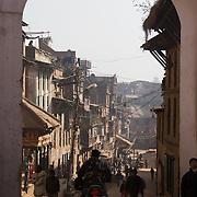 Bhaktapur City Gates, Nepal