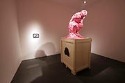 57th Art Biennale in Venice - Viva Arte Viva. Giardini.<br /> Korean Pavillion.<br /> Cody Choi: The Thinker, 1995-96