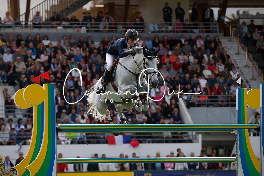 Baryard-Johnsson Malin, SWE, H&M Cue Channa 42<br /> FEI Nations Cup presented by Longines<br /> Longines Jumping International de La Baule 2017<br /> © Hippo Foto - Dirk Caremans<br /> 12/05/2017