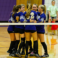 08-25-16 Berryville Varsity Volleyball  vs. Prairie Grove