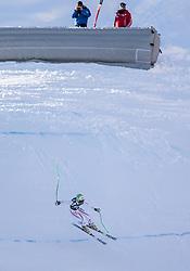 12.01.2013, Karl Schranz Abfahrt, St. Anton, AUT, FIS Weltcup Ski Alpin, Abfahrt, Damen im Bild Anna Fenninger (AUT) // Anna Fenninger of Austria in action during ladies Downhill of the FIS Ski Alpine World Cup at the Karl Schranz course, St. Anton, Austria on 2013/01/12. EXPA Pictures © 2013, PhotoCredit: EXPA/ Johann Groder