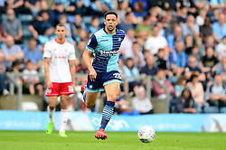Nathan Tyson of Wycombe Wanderers - Mandatory by-line: Dougie Allward/JMP - 21/04/2018 - FOOTBALL - Adam's Park - High Wycombe, England - Wycombe Wanderers v Accrington Stanley - Sky Bet League Two