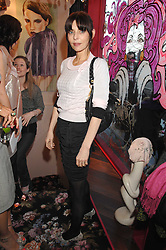 JEMIMA FRENCH at the launch party for the shop 'Lost in Beauty' 117 Regents Park Road, London NW1 on 22nd April 2008.<br />