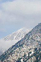San Gabriel Mountains After Winter Storm, Angeles National Forest, California