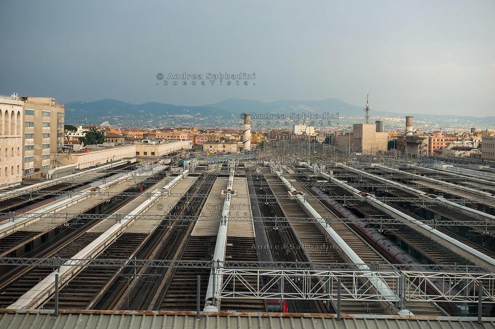 Roma, 06/10/2015: Stazione Termini