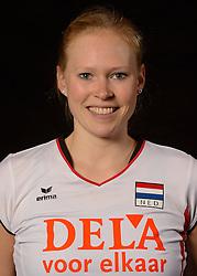25-06-2013 VOLLEYBAL: NEDERLANDS VROUWEN VOLLEYBALTEAM: ARNHEM<br /> Selectie Oranje vrouwen seizoen 2013-2014 / Quirine Oosterveld<br /> &copy;2013-FotoHoogendoorn.nl