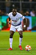 Tottenham Hotspur midfielder Moussa Sissoko (17) during the Champions League round of 16, leg 2 of 2 match between Borussia Dortmund and Tottenham Hotspur at Signal Iduna Park, Dortmund, Germany on 5 March 2019.