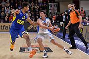 DESCRIZIONE : Eurolega Euroleague 2015/16 Group D Dinamo Banco di Sardegna Sassari - Maccabi Fox Tel Aviv<br /> GIOCATORE : Lorenzo D'Ercole<br /> CATEGORIA : Tecnica<br /> SQUADRA : Dinamo Banco di Sardegna Sassari<br /> EVENTO : Eurolega Euroleague 2015/2016<br /> GARA : Dinamo Banco di Sardegna Sassari - Maccabi Fox Tel Aviv<br /> DATA : 03/12/2015<br /> SPORT : Pallacanestro <br /> AUTORE : Agenzia Ciamillo-Castoria/L.Canu