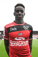 Alexis Mane of Guingamp during the Photo shooting of En Avant Guingamp on september 27th 2016<br /> Photo : Philippe Le Brech / Icon Sport