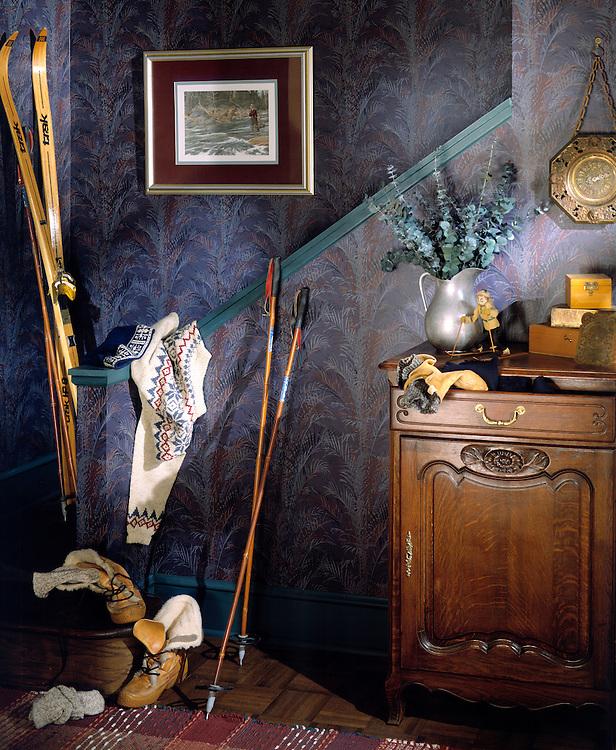 Architecture interior room