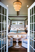 Home 6: The Bridgehampton<br /> Builder: Artisan Signature Homes<br /> Designer: Tassels <br /> Master bedroom