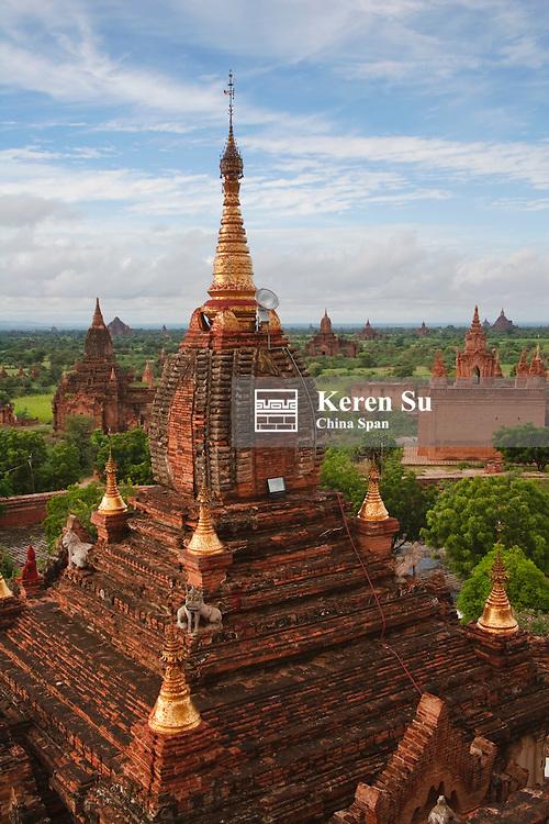 Thabyinnyu Pagoda, Bagan, Myanmar