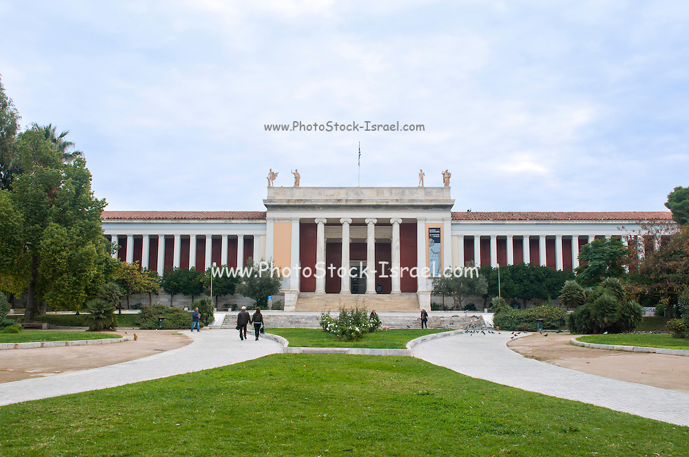 Greece, Athens, National Archaeology Museum