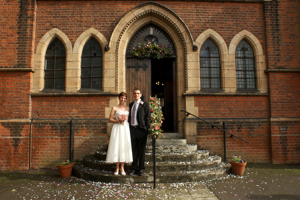 London wedding photography, taken by Matthew Butterfield.