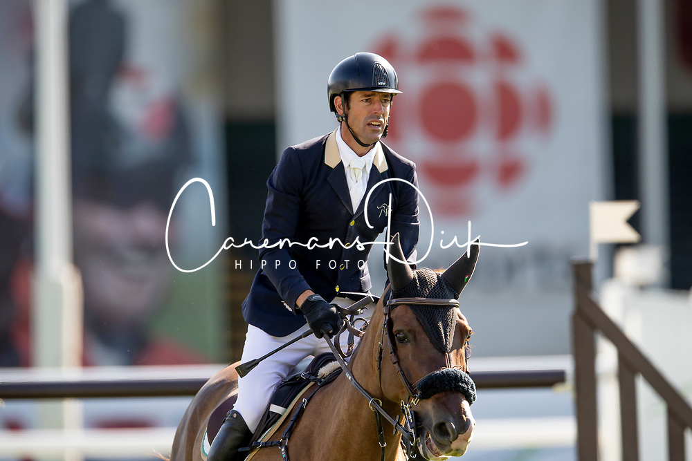 Willis Rowan, AUS, Everse W<br /> Spruce Meadows Masters - Calgary<br /> © Dirk Caremans<br /> 05/09/2018
