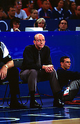 Tall Blacks coach Keith Mair during the Men's basketball match between the New Zealand Tall Blacks and France at the Olympics in Sydney, Australia on 17 September, 2000. Photo: PHOTOSPORT<br />