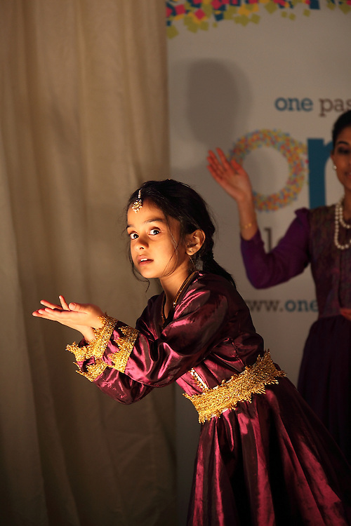 Thousands of people come to Leicester to celebrate the largest Diwali festival outside of India