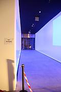 Mannheim. 08.11.17 | Zum Neubau Kunsthalle<br /> Innenstadt. Kunsthalle. Pressegespräch zum Neubau der Neuen Kunsthalle. Die Eröffnung der Neuen Kunsthalle im Dezember nur mit Skulpturen - keine Gemälde wegen technischen Verzögerungen.<br /> <br /> <br /> <br /> <br /> BILD- ID 01553 |<br /> Bild: Markus Prosswitz 08NOV17 / masterpress (Bild ist honorarpflichtig - No Model Release!)