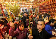20180216 Celebration for Chinese New Year in Los Angeles