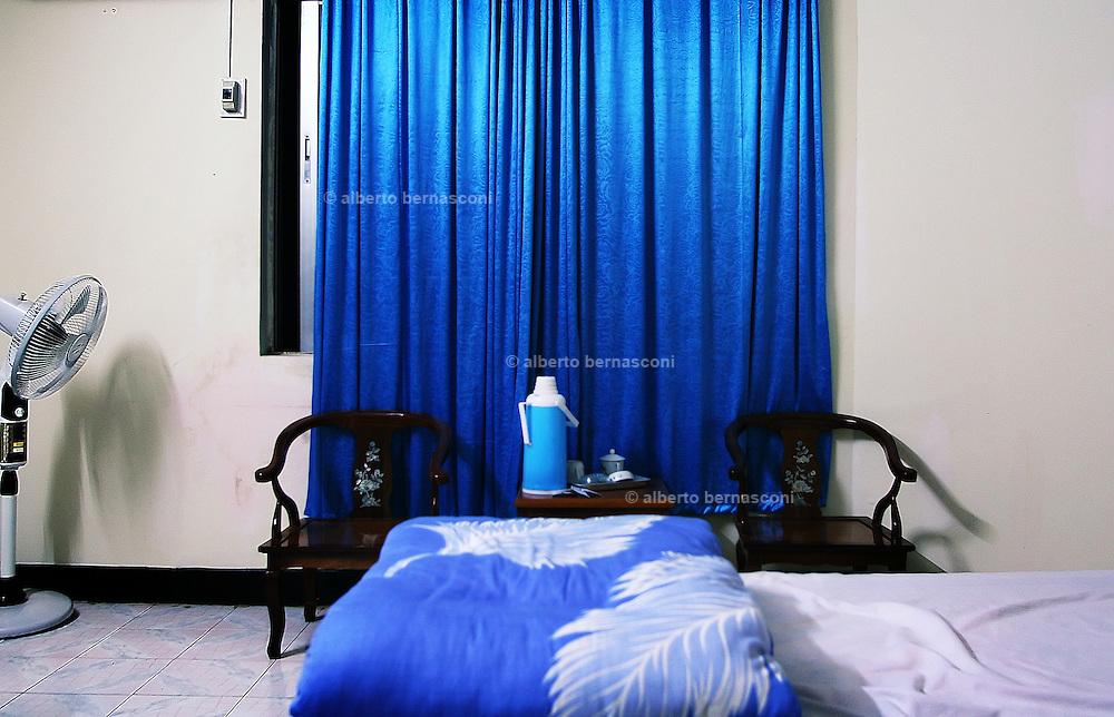 Vietnam. hotel room