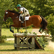Carol Kozlowski (USA) and Take Time at the 2007 Maui Jim Horse Trials held in Wayne, IL, USA