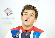 Tom Daley <br />