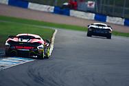 PMW Expo Racing / Optimum Motorsport Ginetta G55 GT4 with drivers Graham Johmson & Mike Robinson | British GT Championship | Donington Park | Photo: Jurek Biegus