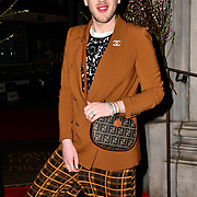 Lewis Duncan Weedon attend Travel bag brand hosts the launch of its exclusive luxury collection of handbags in collaboration with model and designer Anastasiia Masiutkina  D'Ambrosio on 26 March 2019, Caviar House & Prunier 161 Piccadilly, London, UK.