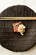 Waku Ghin restaurant by Sydney chef Tetsuya Wakuda.