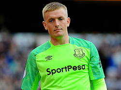 Jordan Pickford of Everton - Mandatory by-line: Nizaam Jones/JMP - 11/08/2018/ - FOOTBALL -Molineux  - Wolverhampton, England - Wolverhampton Wanderers v Everton - Premier League