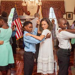 Dancing Classrooms VI--St. Thomas VICA Reception