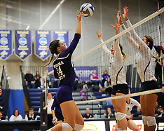 NSIC Volleyball Final Concordia vs. Winona State 11.22.2015