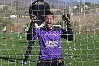 *Gino Coutinho* of AZ Alkmaar,