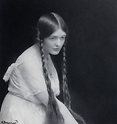 Adrah Fair, actress, England, UK, 1916