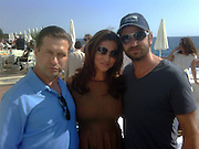 **EXCLUSIVE**.Stephen Baldwin, Ella Krasner and Gerard Butler..Ella Krasner's Lunch to Benefit AMEND..Sponsored by David Morris..2010 Cannes Film Festival..Hotel Du Cap..Cap D'Antibes, France..Monday, May 17, 2010..Photo ByCelebrityVibe.com.To license this image please call (212) 410 5354; or Email:CelebrityVibe@gmail.com ;.website: www.CelebrityVibe.com.