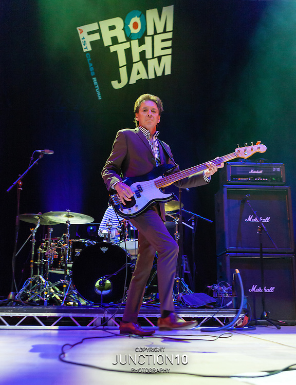 From The Jam perform at the Town Hall, Birmingham, United Kingdom<br /> Picture Date: 19 September, 2013