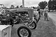 Tr-County Threshermen's Show was held Saturday June 8, 2013 at Veterans Memorial Park in Plainfield, Wisconsin. Waushara County, Wisconsin.- Photo Steve Apps