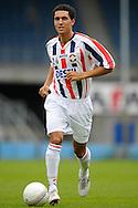 TILBURG - A ngelo Martha, speler van WILLEM II, eredivisie, seizoen 2008 - 2009. ANP PHOTO ORANGEPICTURES BART BEL