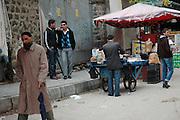 street scene in Dijarbakir