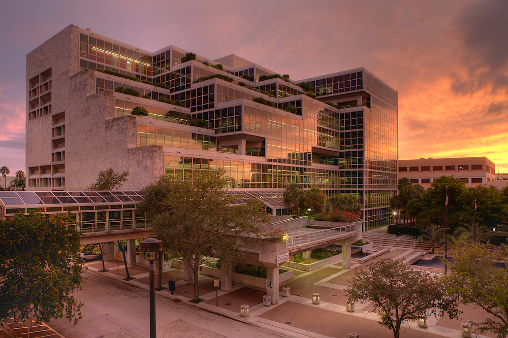 Broward County Library, Ft. Lauderdale, Florida